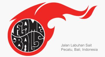 Flame Balls Surf Shop